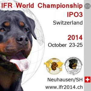 Campeonato Mundial Trabajo IFR 2014