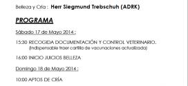 XIX Concurso Monográfico del Club Rottweiler de España