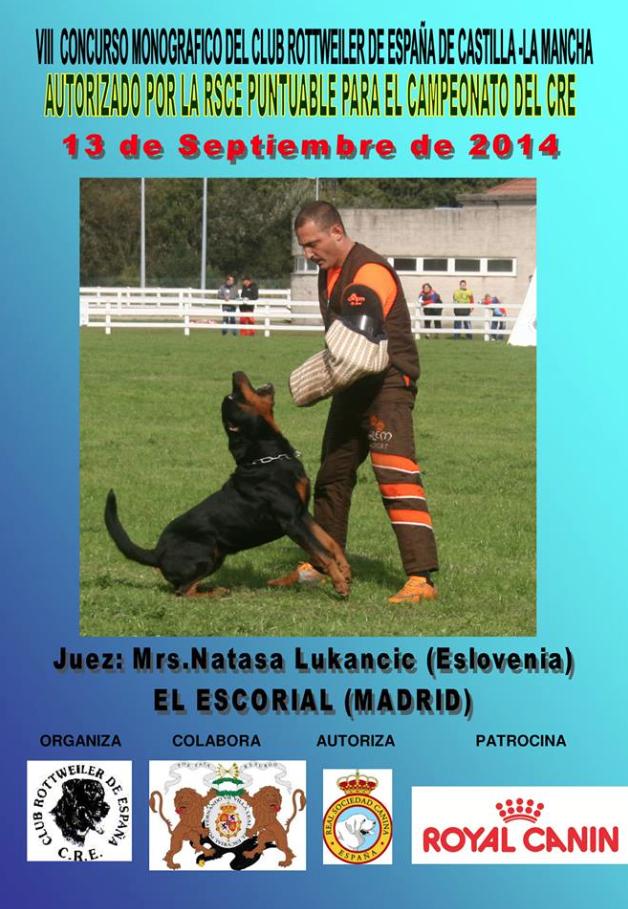La Mancha 2014